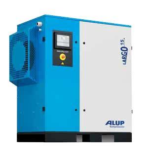 Sprężarka śrubowa ALUP LARGO 11-30 kW