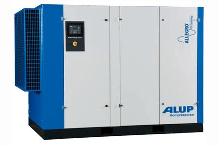 Sprężarka śrubowa ALUP ALLEGRO 110-180 kW [inwerter]