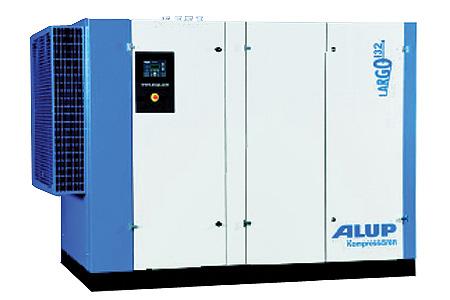 Sprężarka śrubowa ALUP LARGO 110-160 kW