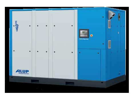Sprężarka śrubowa ALUP LARGO 200-250 kW