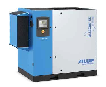Sprężarka śrubowa ALUP LARGO  31-90 kW