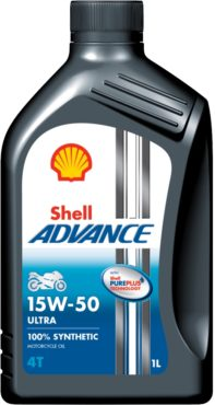 Shell Advance 4T Ultra 15W-50