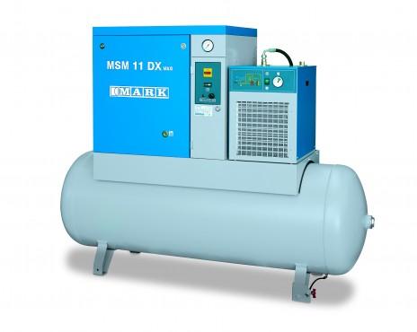Sprężarka śrubowa MARK MSM Mini Maxi 2,2-15 kW