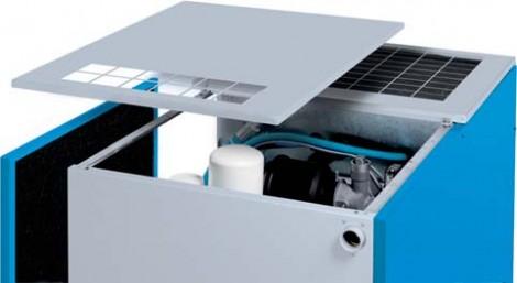 Sprężarka śrubowa MARK MSB 11-30 kW [inwerter]