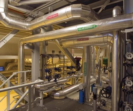 Wymiana olejów w układach przemysłowych