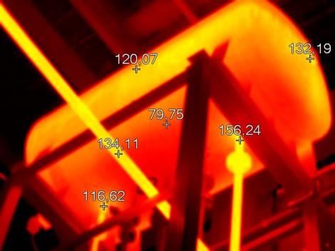 Audyty na bazie pomiarów temperatury w układach grzewczych kamerą termowizyjną