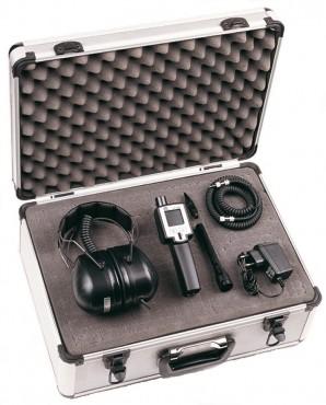 Ultradźwiękowe audyty szczelności na instalacjach pneumatycznych