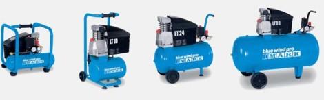 Sprężarka tłokowa MARK Bluewind Pro 1,5 – 2,2 kW