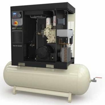 Sprężarki śrubowe Ingersoll Rand Seria R 5,5-15 kW