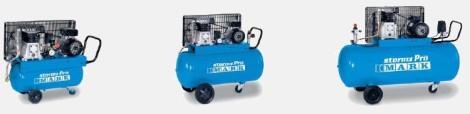 Sprężarka tłokowa MARK Stormy Pro 1,5 – 4 kW