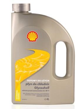 Shell Płyn do chłodnic Glycoshell