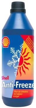 Shell Płyn do chłodnic Anti-Freeze