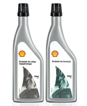 Shell Dodatek do oleju napędowego, benzyny