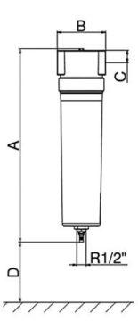 Cyklonowe separatory kondensatu ALUP ASA